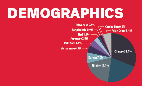 Demographics Data Image Asian American Chicagoans Report