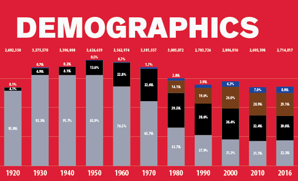 Demographics Data Image Future of Black Chicago Report