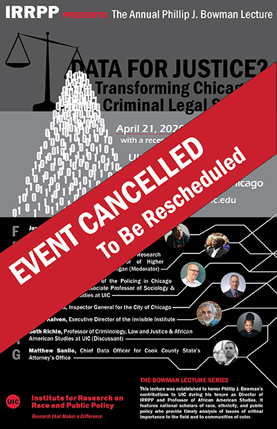 poster for cancelled April 2020 Bowman event